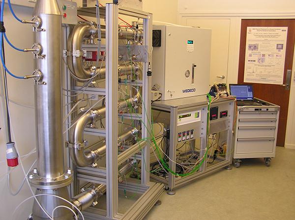 PlasTEP-project-reactor-at-DTU